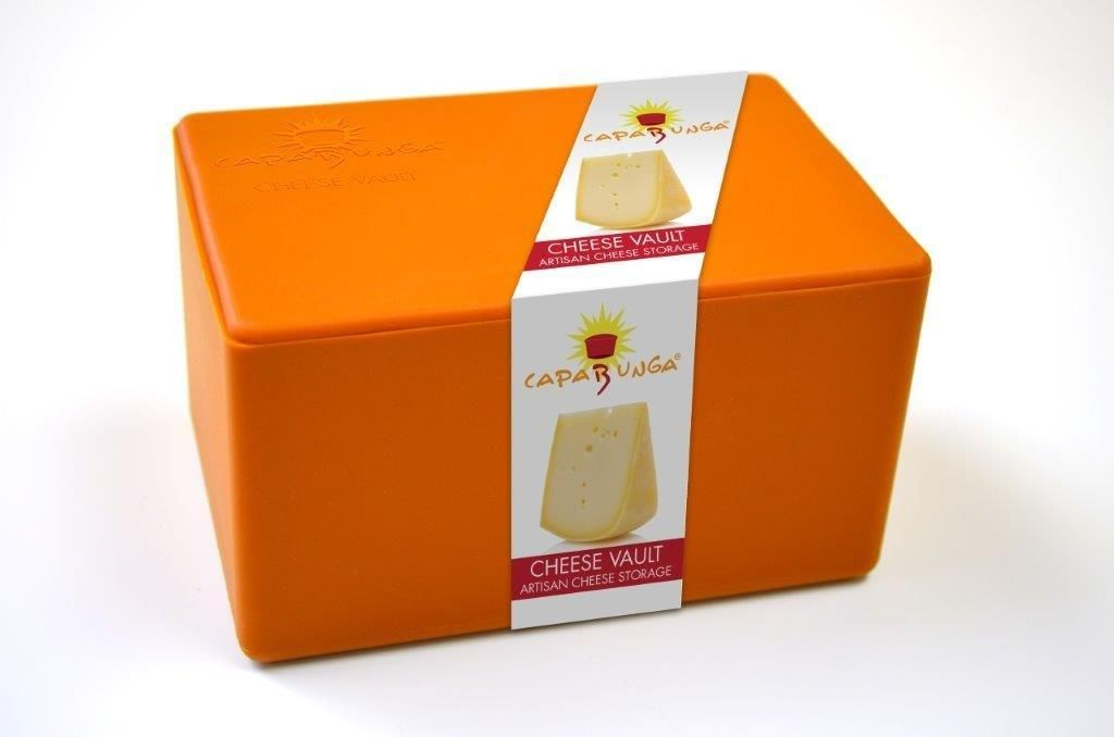 The Cheese Vault by CapaBunga - store your artisan cheese correctly