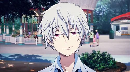 Akise's smug face Mirai nikki future diary, Mirai nikki