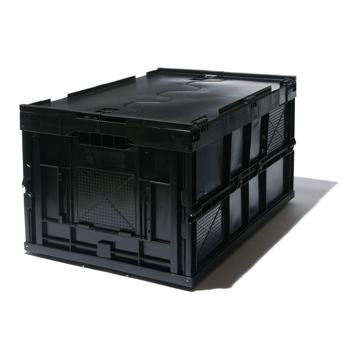 GENERAL VIEW / Foldbox black 62L