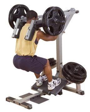 Body Solid GSCL360 Leverage Squat Calf Machine $604.02 (save $440.98)