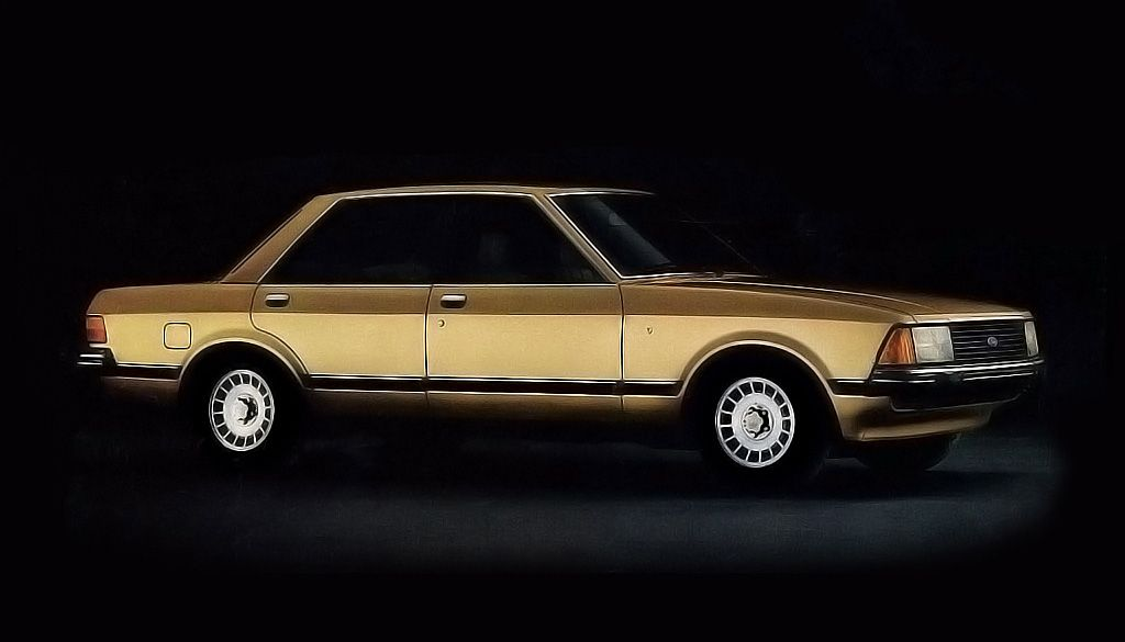 Ford Granada 2 8 Ghia Over 12 Years Travelling On It The Most