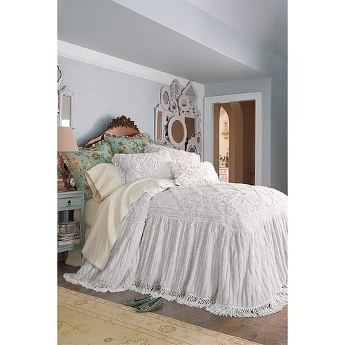 Cape Cod Skirted Coverlet In {productContextTitle} From