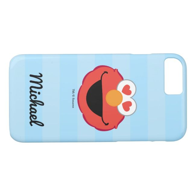 Elmo Smiling Face | Add Your Name Case-Mate iPhone Case |  Elmo Smiling Face Add Your Name Case-Mate iPhone Case ,