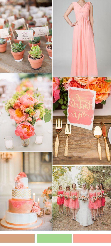 colores para bodas 2017 colores para bodas 2017 de 350 fotos e ideas novias y