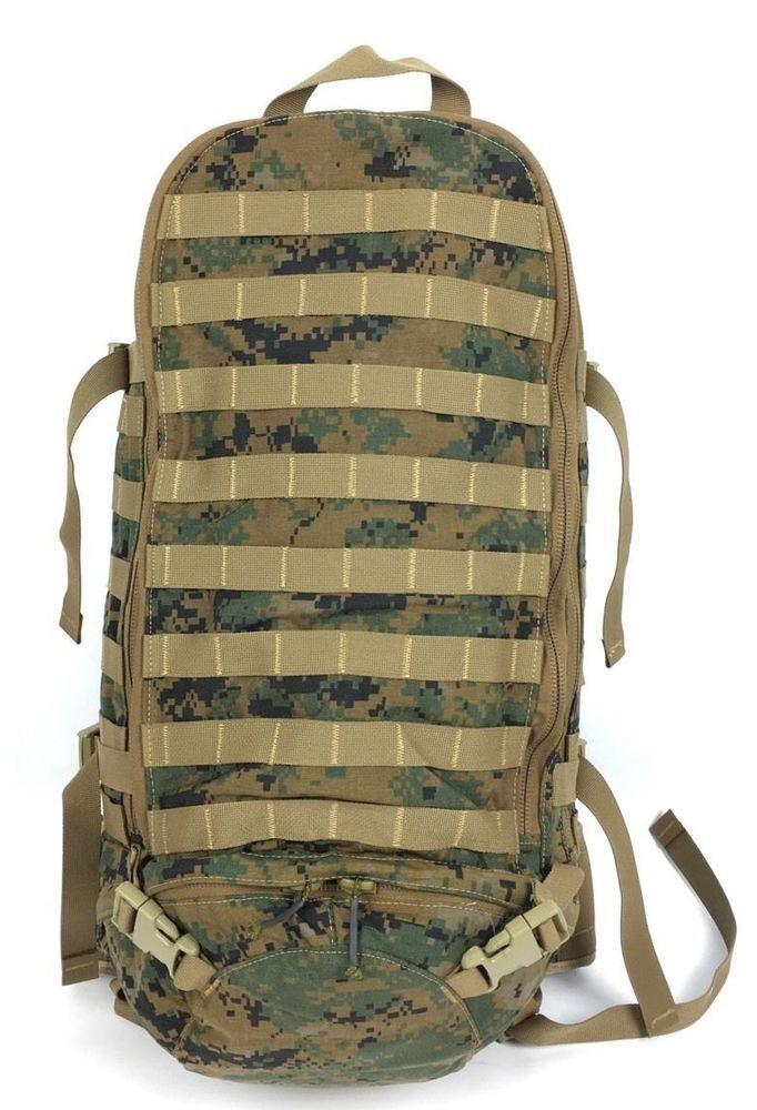 2159c43c80 USMC RECON ILBE Assault Pack Propper INT Marpat USGI