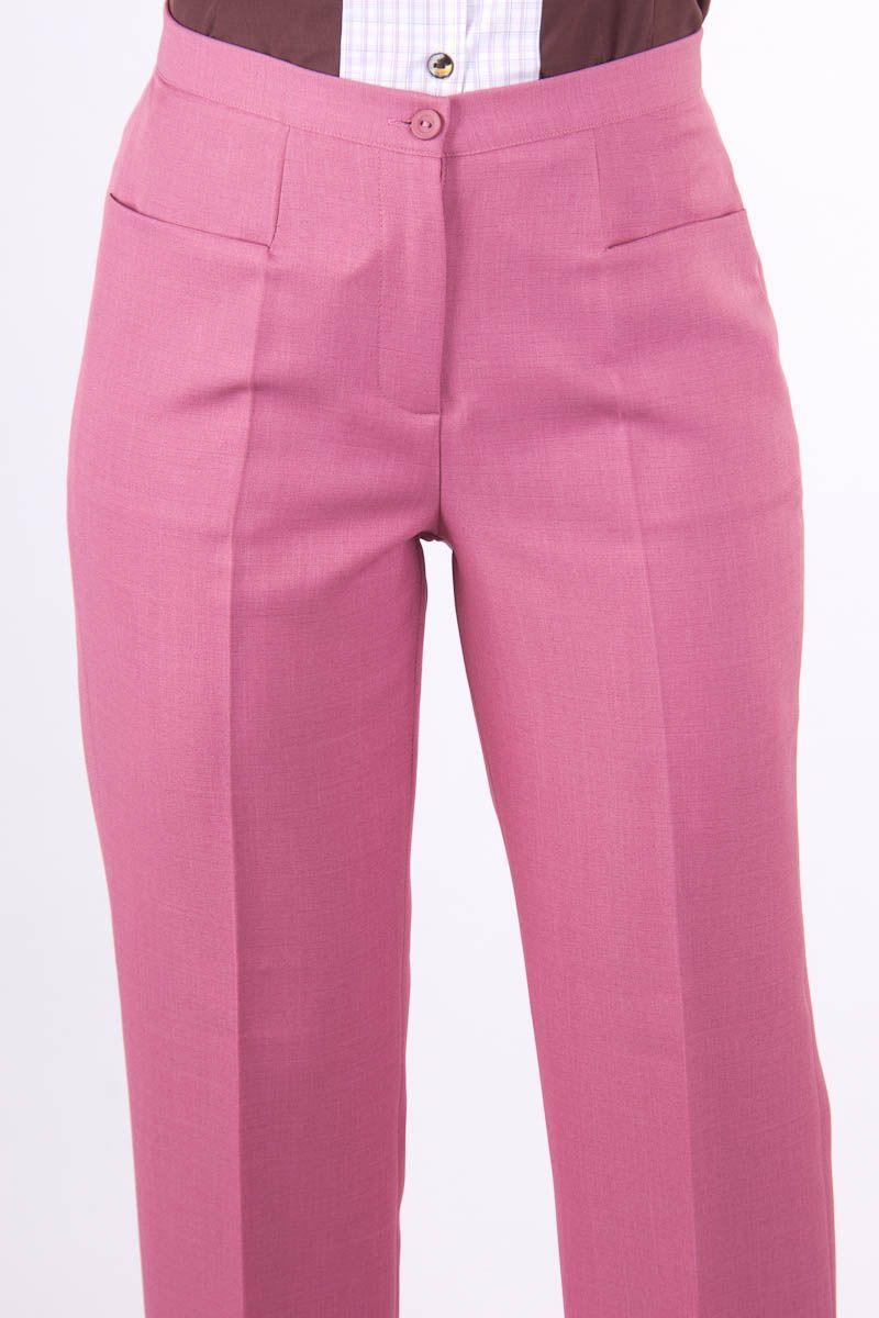Pantalones Ejecutivos Para Dama Imagui Cotton Pants Women Fashion Pants Pants For Women