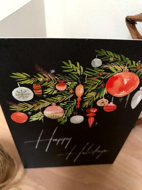 Holiday Card Set by KirraReynaDesigns
