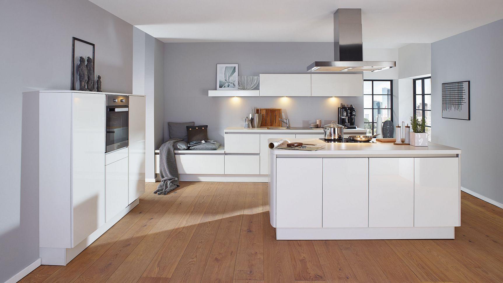 Culineo Küchen ~ Grifflose culineo einbauküche g culineo küchen boden