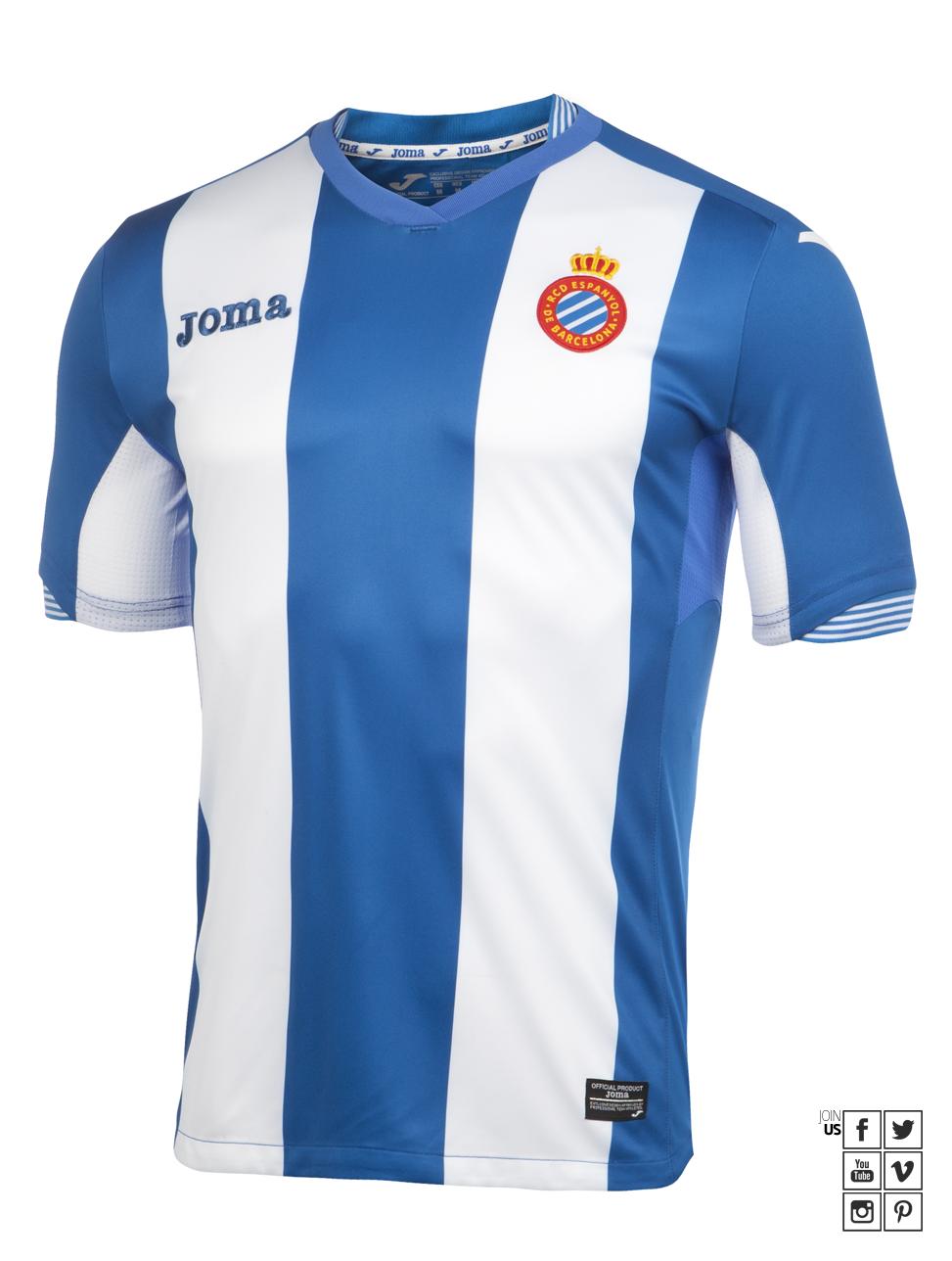 Nueva equipación RCD Espanyol 2015-2016   VisteComoLaMinoria ... 547ae796468ac