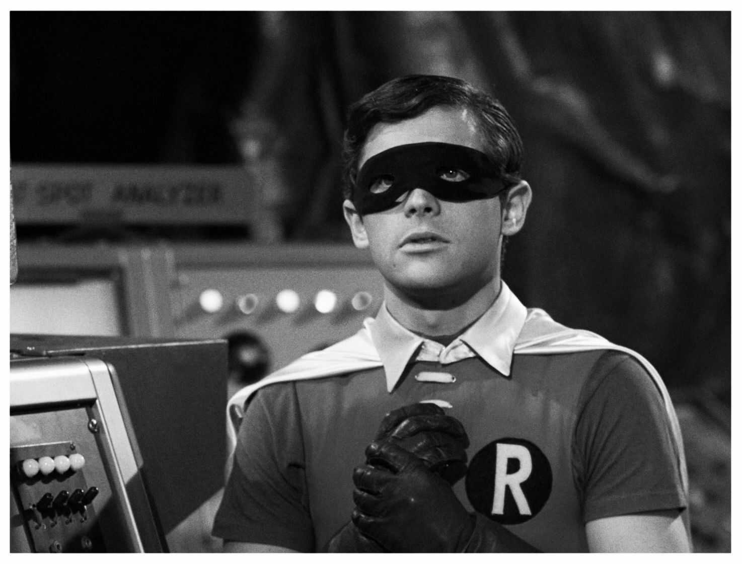 Burt Ward as Robin, the Boy Wonder. Batman tv series