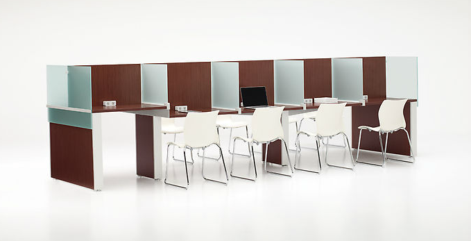 thesis library tables are ideal for work headsdown study and everything in