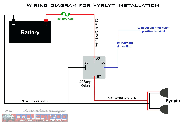 Inspiracion 12v 30a Del Diagrama De Cableado De La Retransmision De 30 Amperios De Bosch E Circuitos Impresos Generador De Hidrogeno Electricidad Y Electronica