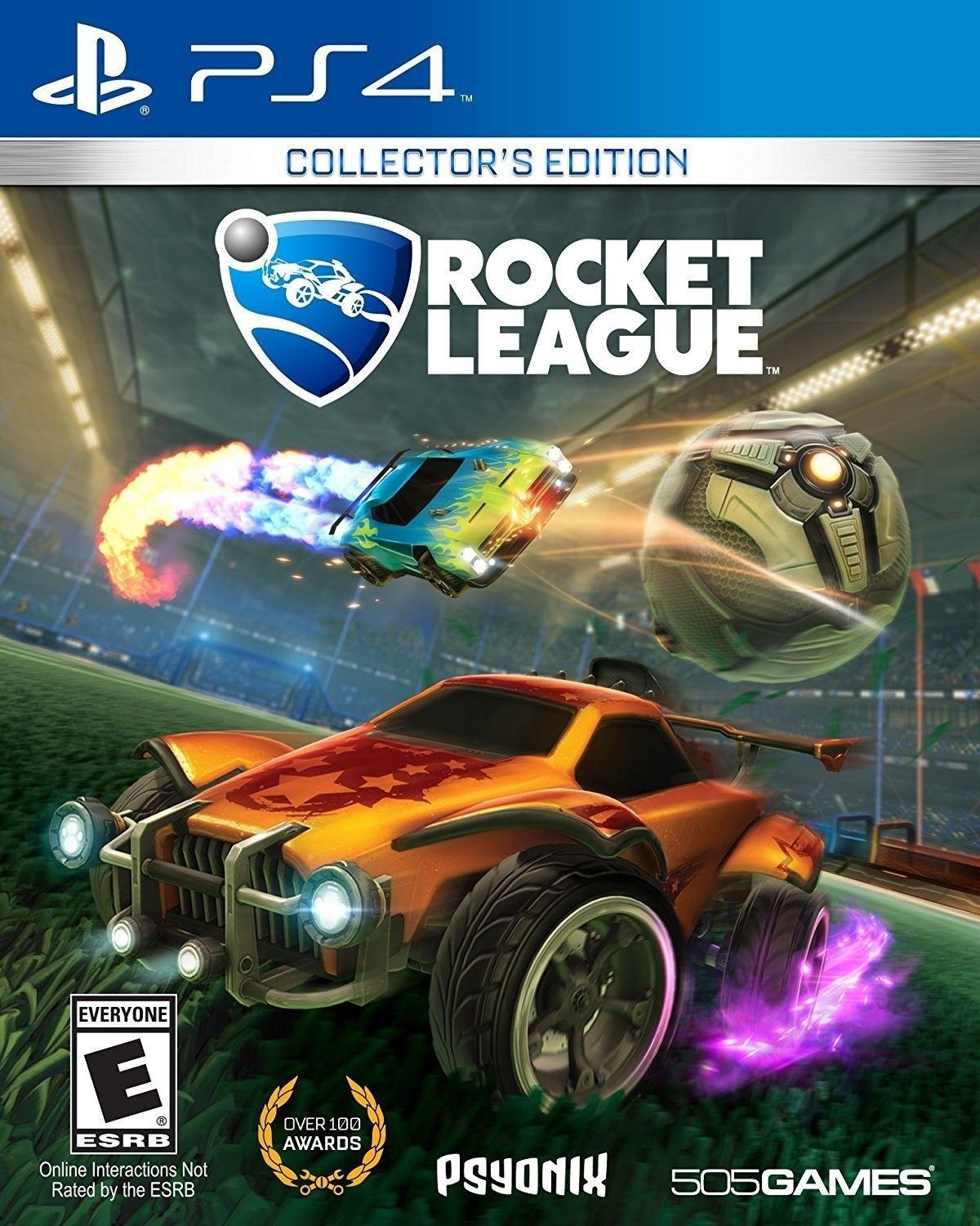 Rocket League Collector S Edition Ps4 Video Games Playstation
