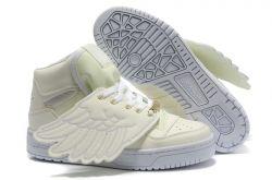 best sneakers c5010 97599 Adidas Obyo Jeremy Scott Wings Schoenen Glow In The Dark