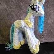 My Little Pony~Princess Celestia - via @Craftsy