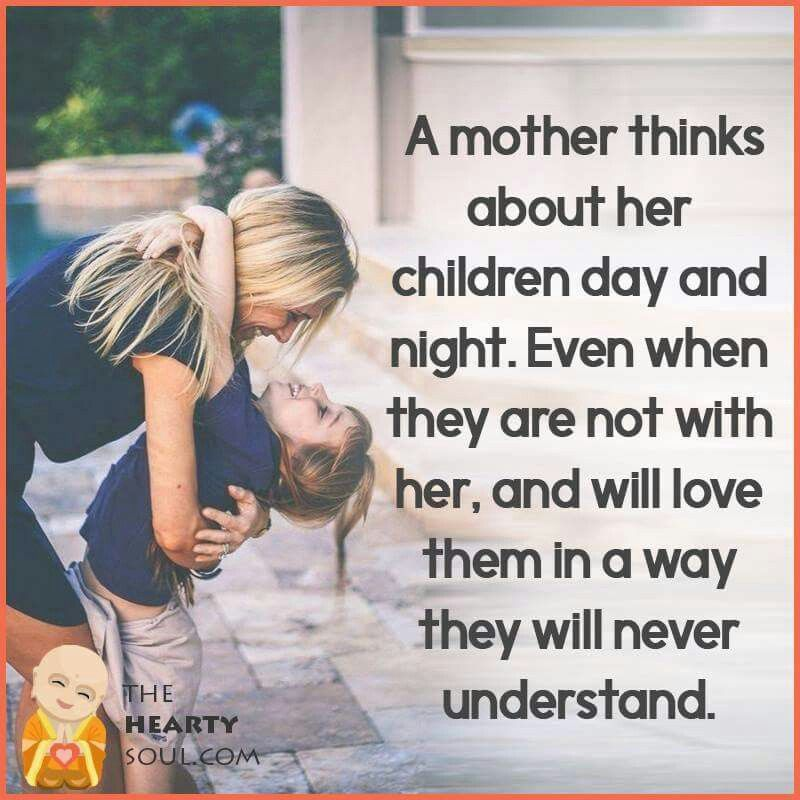 "A Mothers Love Quotes 2 Amazing My 2 Amazing Children""a Mother Thinks About Her Childrennday And"