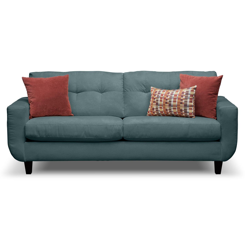 Kismet Queen Innerspring Sleeper Sofa