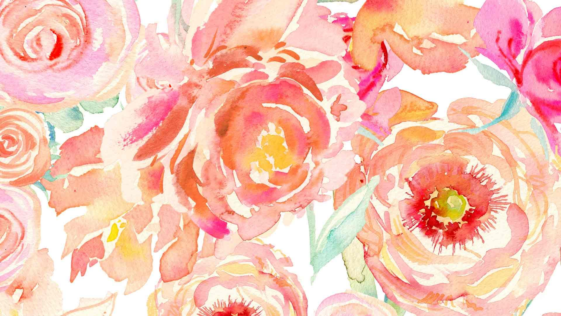 30 Free Beautiful Watercolor Wallpapers That Should Be On Your
