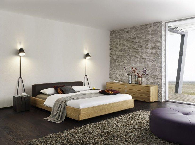 Luxusní postele TEAM 7 - Decoland Living inspiration Pinterest