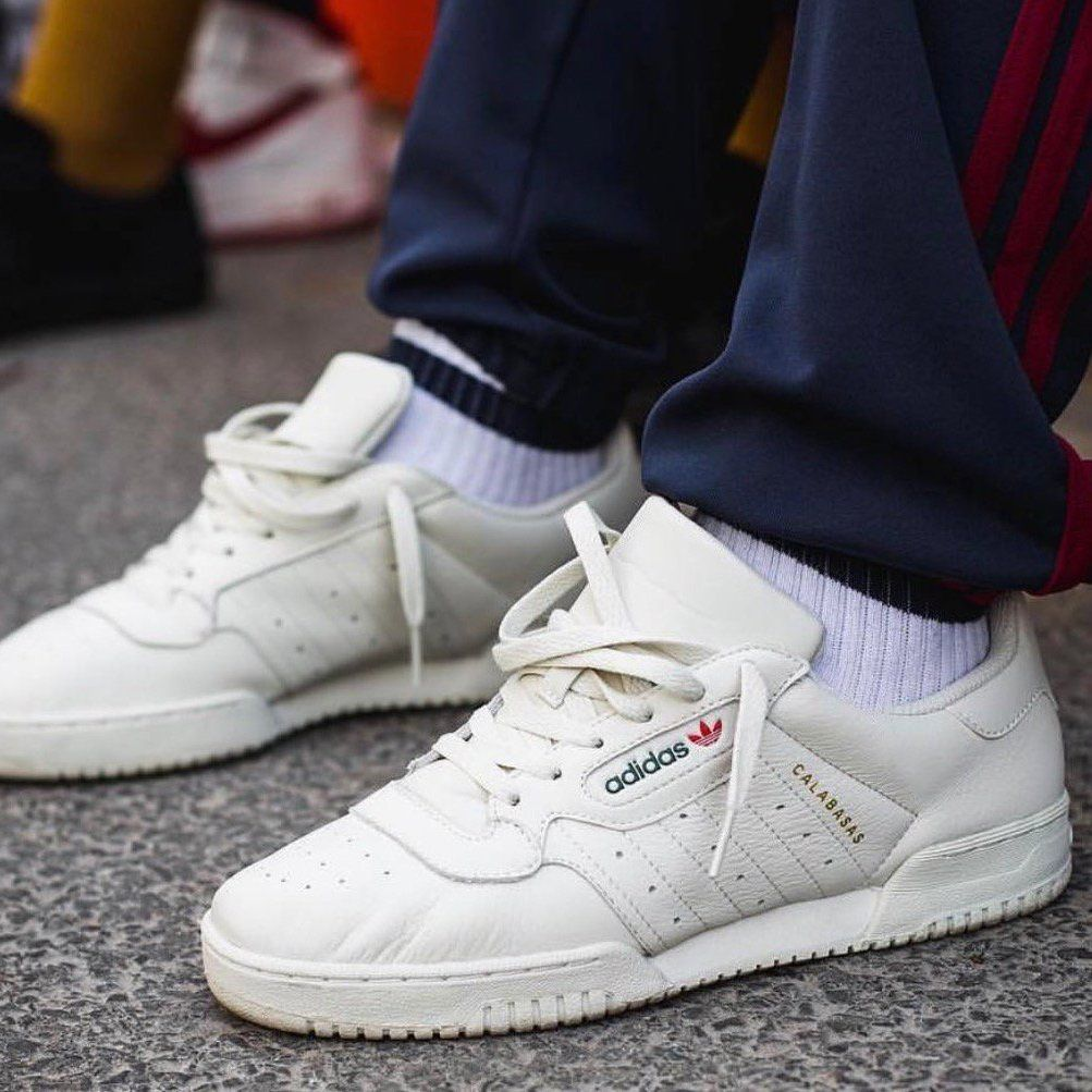 The YEEZY x Adidas Powerphase