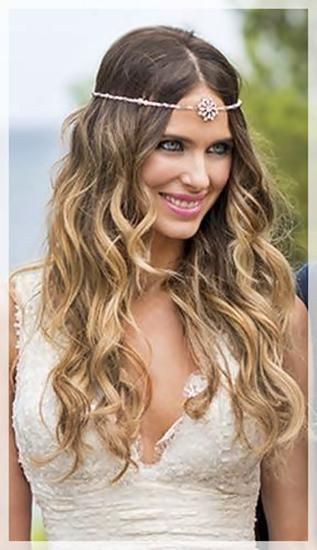 Peinado novia terrassa