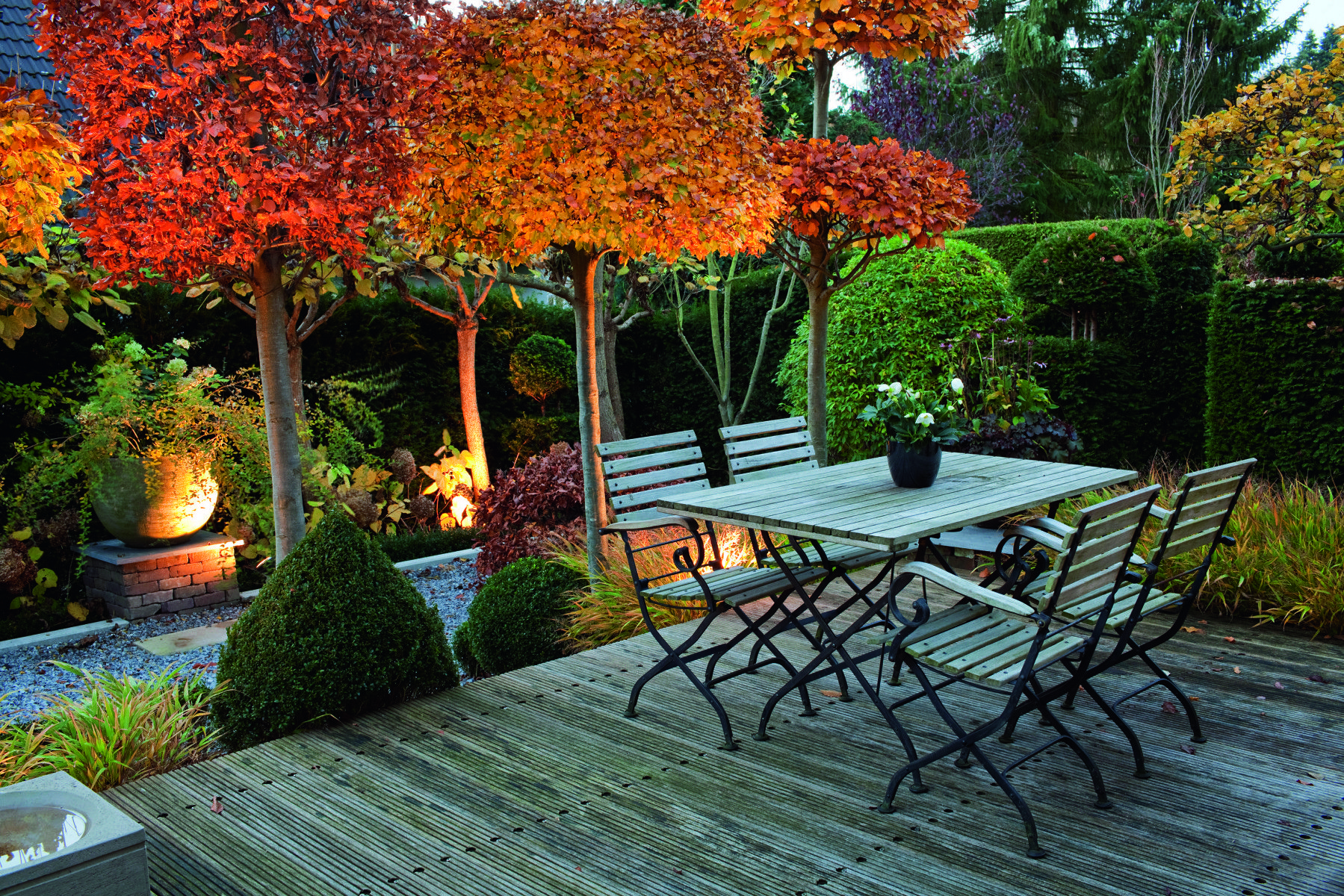Bildergebnis fr gartengestaltung ideen reihenhausgarten