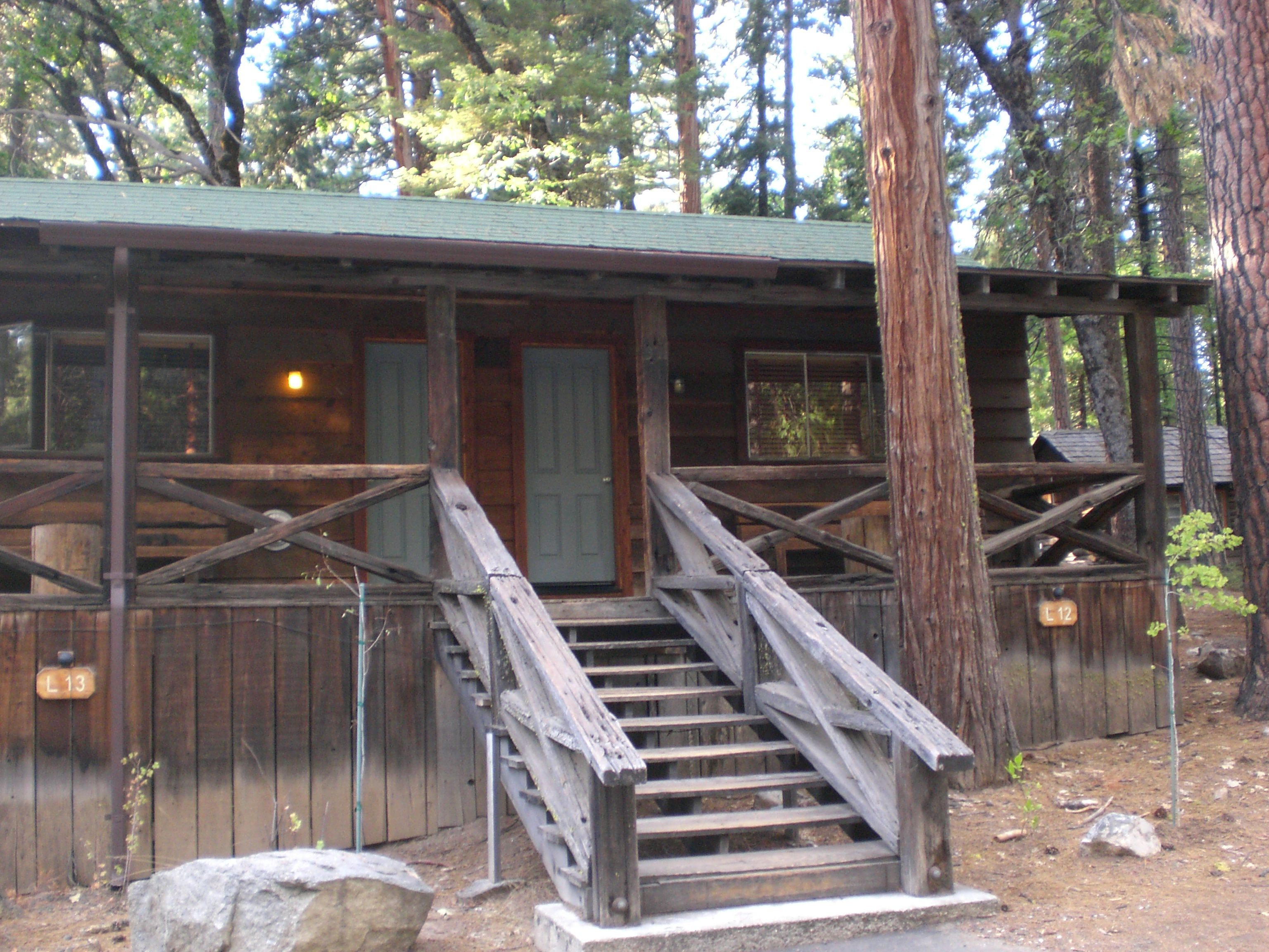 cabins necessities s tent the our curry bear yosemite times yosemites good village cabin with