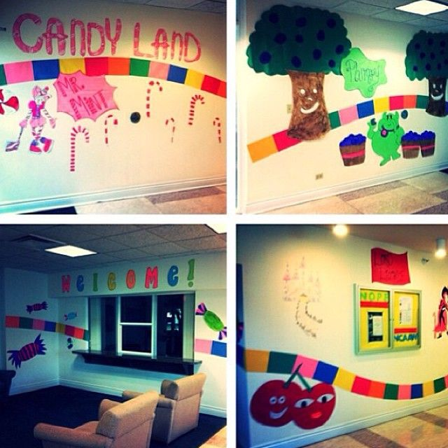 For all or those who live on campus, make sure to check out the holiday appropriate work of the Residence Life Staff in all of the Residence Halls! #candythemed #halloween #lynning
