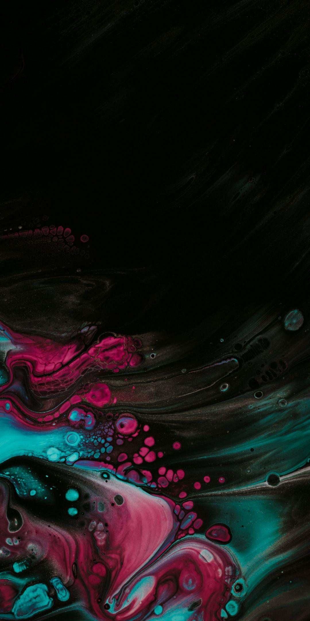 Neon Texture Abstract Dark Art 1080x2160 Wallpaper Wallpaper Iphone Neon Phone Wallpaper Images Neon Wallpaper