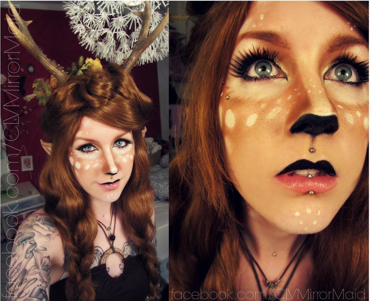 fawn costume My Halloween Costume Faun/Satyr/Pan