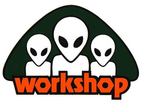 Image result for alien workshop logo