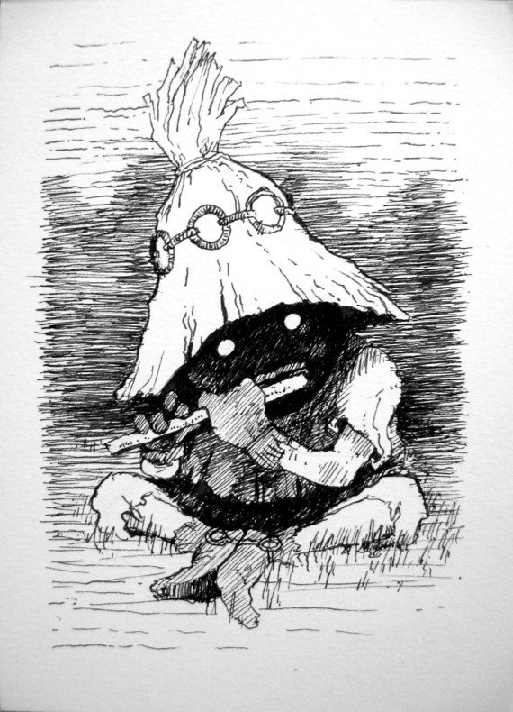 If you ever feel alone, think about skull kid... His only friends ...
