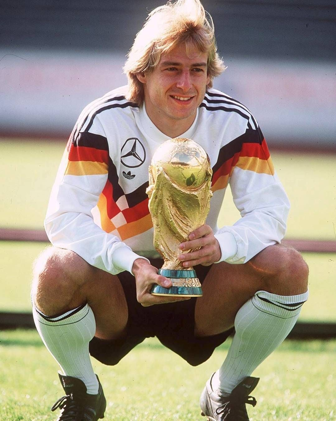 Jürgen Klinsmann | Germany football, European soccer players, Best football  players