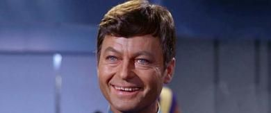 News - The first major Star Trek cast member to pass away was the beloved DeForest Kelley, who died on June 11, 1999. StarTrek.com celebrates his life on the 16th anniversary of his death.