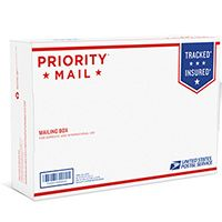 Usps Priority Mail Boxes Don T Use Express Flat Rate Or