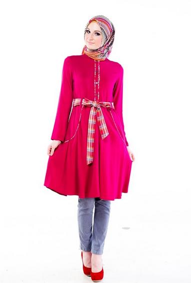 a0dee727f5a25bff4125d7add1dfc36d foto baju muslim casual modis hijab hijabtutorial,Model Busana Muslim Casual