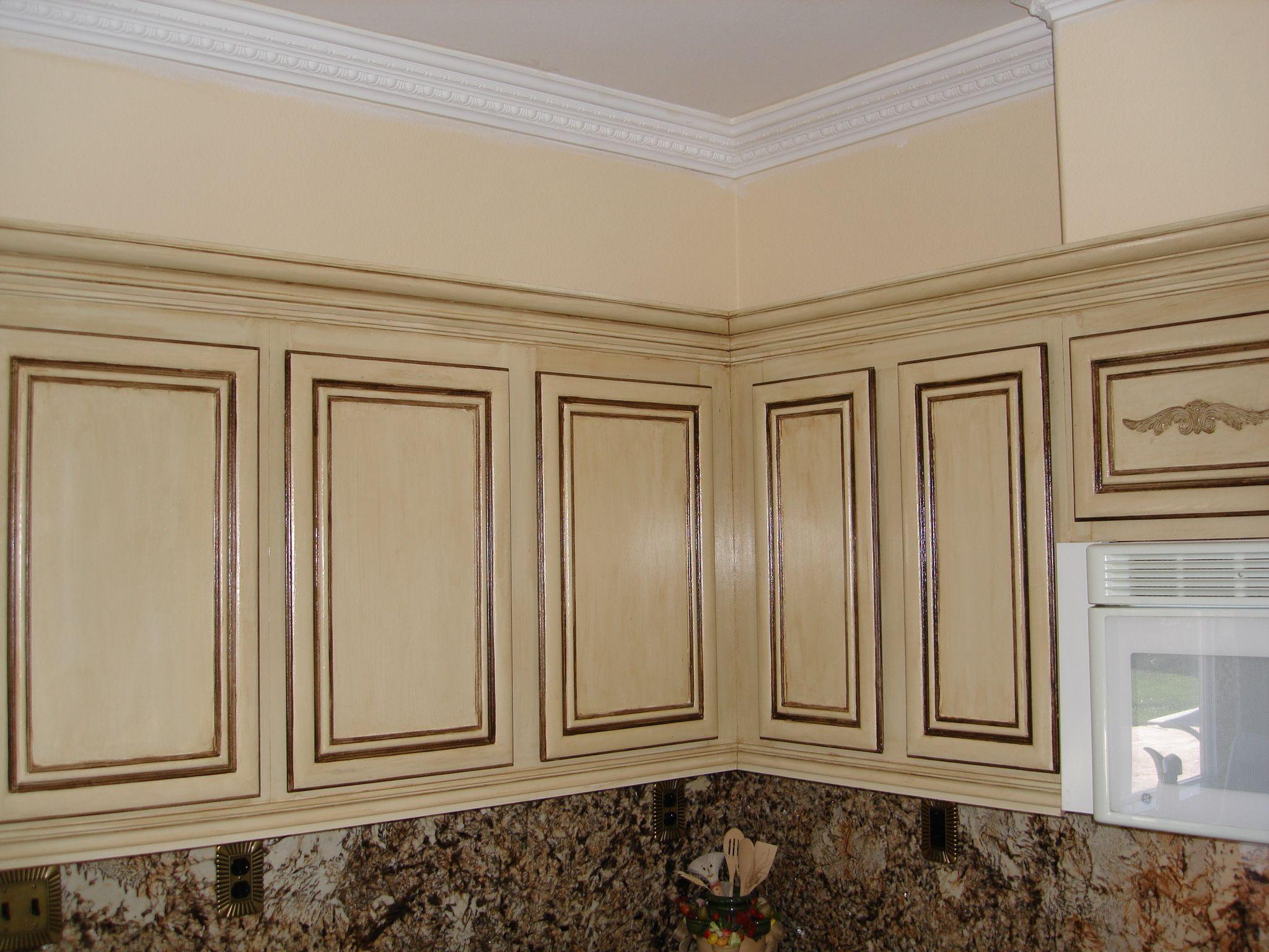Spanish Kitchen Cabinet Home Design And Decor Reviews Kitchen Cabinets Stained Kitchen Cabinets Kitchen Cabinet Remodel