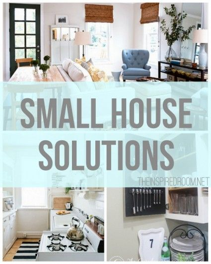 Small Houses Can Be Charming But There Are Definitely Challenges To Working With A E Here Five Common House Woes And Few Solutions