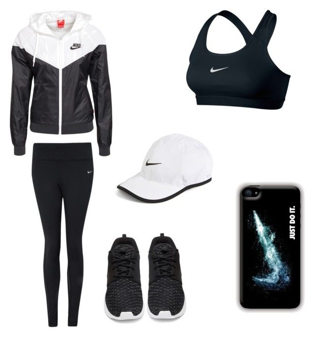 083f31cbc541 All Nike outfit by violafarias on Polyvore