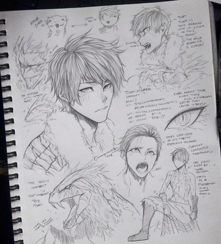Creating A Male Character Artist Mangakaua983 Anime Sketch Anime Drawings Sketches Anime Drawings Tutorials