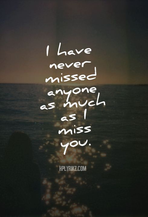 For missing her quotes you Collection of