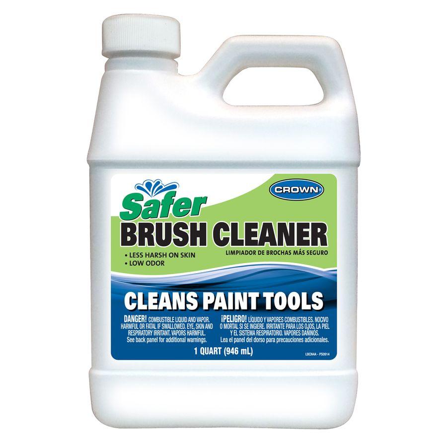 Crown Qt Brush Cleaner Safer Cr Bcnxt P 04 In 2020 Brush