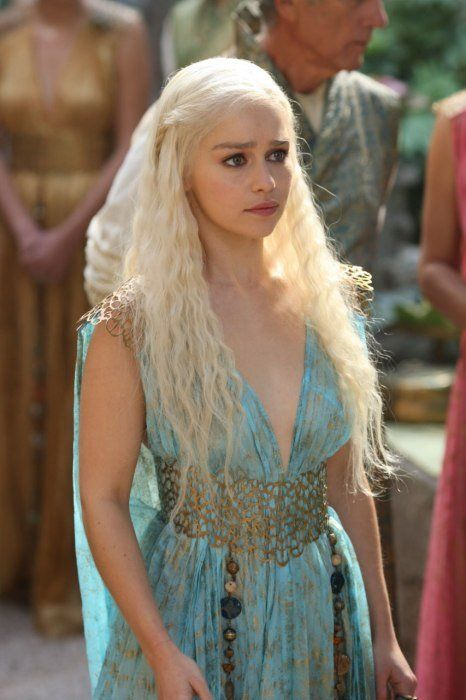 Daenerys, Khaleesi, the Mother of Dragons - Game of Thrones