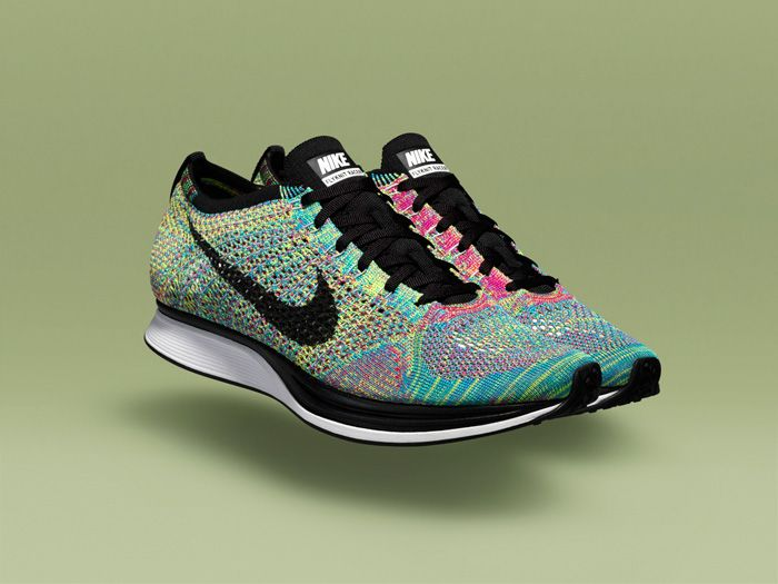 innovative design b2683 5788b Nike Introduces Flyknit Racer and HTM Flyknit Trainer+ Exclusively in  Europe Nike Free Shoes, Running