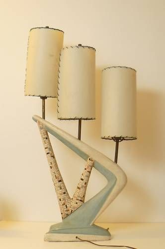 Those wonderful mid-century lamps! | Pedro (The Ape Bomb) Blog
