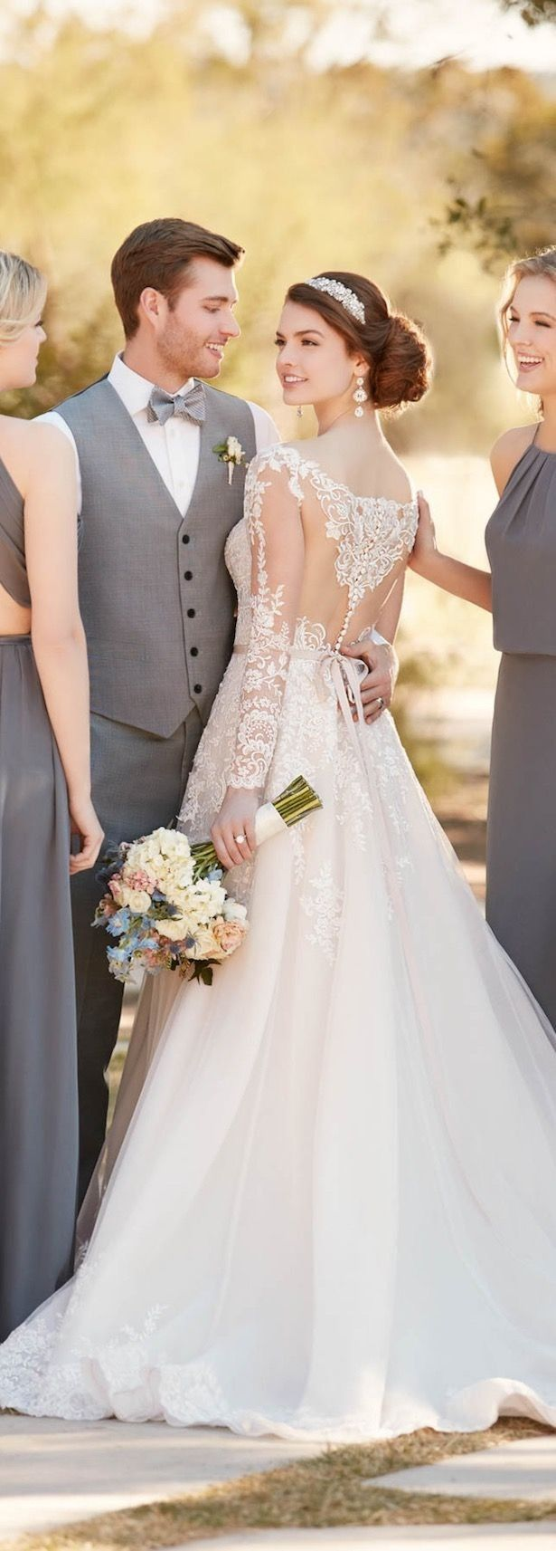 Custom made wedding dress  Wedding Dresses Vintage Discover your fantasy custommade wedding