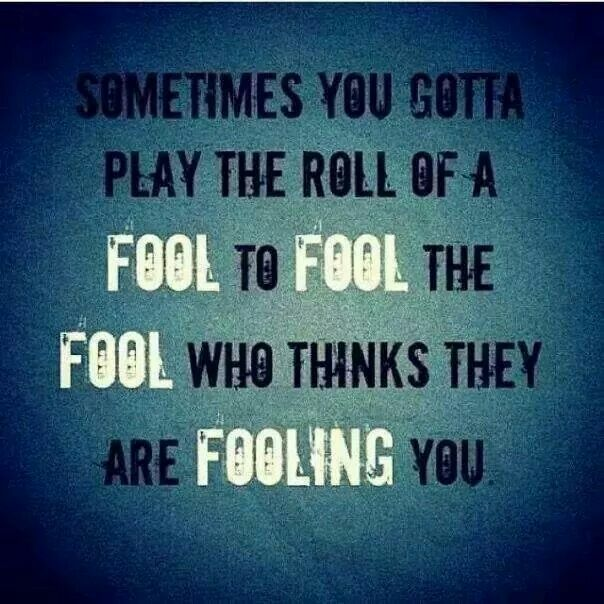 Damn fool meaning