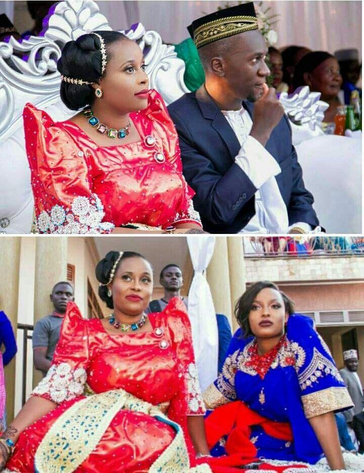 Pin by mupa katumba on African weddings | Pinterest | African attire ...