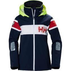 Helly Hansen Woherr Salt Flag Sailing Winterjacke Navy M