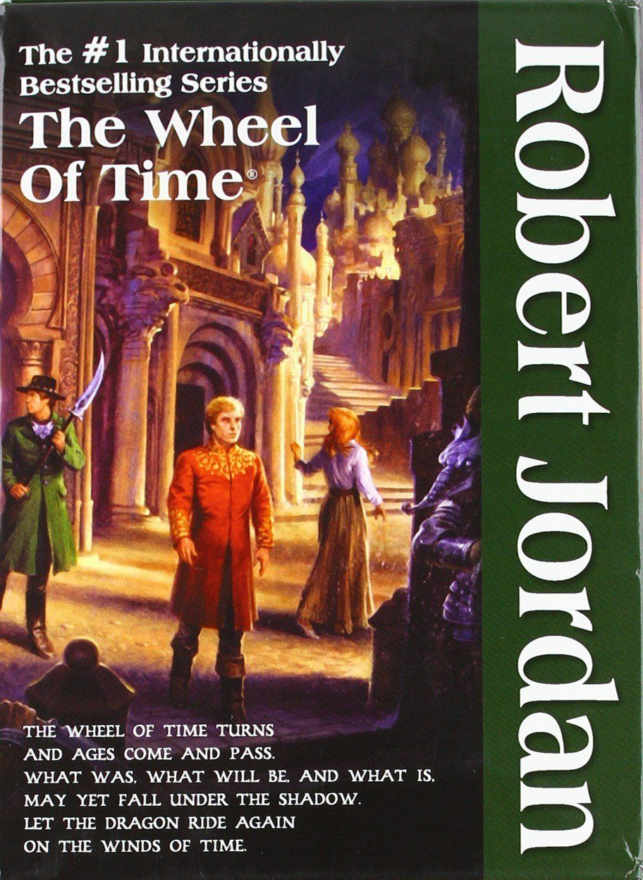 The Wheel Of Time Boxed Set Ii Books 4 6 The Shadow Rising The Fires Of Heaven Lord Of Chaos Chaos Lord Books Robert Jordan